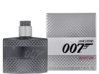 007 James Bond voda po holení 50 ml Quantum
