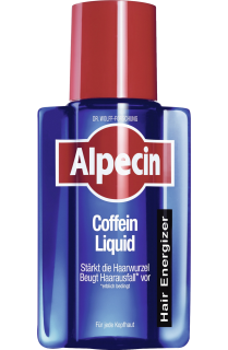 Alpecin Coffein Liquid vlasová voda 200 ml