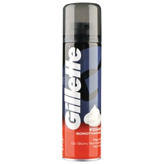 Gillette pěna na holení 300 ml Regular