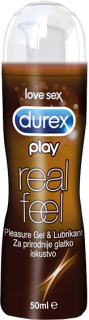 Durex lubrikační gel 50 ml Play Real Feel