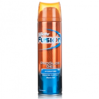 Gillette Fusion ProGlide Gel 200 ml Hydrating