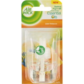 Air Wick Electric Essential Oils Anti Tobacco tekutá náplň 19 ml