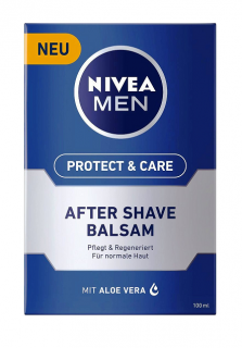 Nivea Men balzám po holení 100 ml Protect & Care