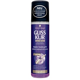 Gliss Kur Express balzám Fiber Therapy 200 ml