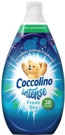 Coccolino aviváž 38 dávek Intense Fresh Sky 570 ml