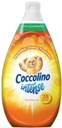 Coccolino aviváž 38 dávek Intense Sunburst 570 ml