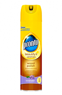 Pronto Wood sprej 250 ml Lavender