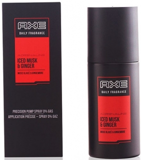 Axe Daily Fragrance Adrenaline 100 ml