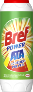 Bref  písek 500 g Power Ata Citrus