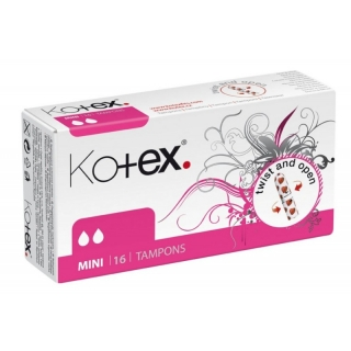 Kotex 16 ks Mini