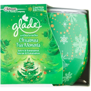 Glade svíčka 120 g Christmas Tree Moments