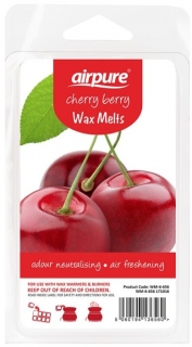 Airpure Wax Melts vosk aroma lampy 68 g Cherry Berry