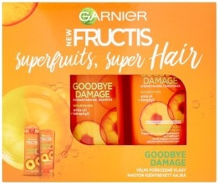 Garnier Fructis Goodbye Damage šampon 250 ml + balzám 200 ml