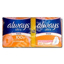 Always Ultra 18 ks Normal plus fresh