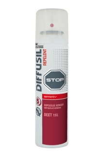 Diffusil repelent 100 ml Basic spray