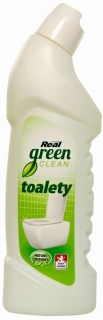 Real Green Clean 750 g toalety