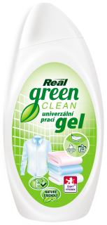 Real Green Clean gel 28 pracích dávek Universal 1 l