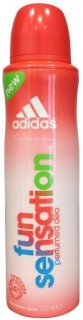 Adidas Fun Sensation parfum deo spray 150 ml