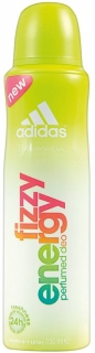 Adidas Fizzy Energy parfum deo spray 150 ml