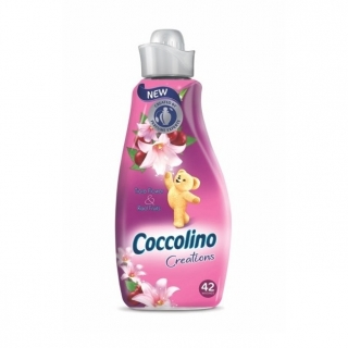 Coccolino 1,5 l Tiare Flower & Red Fruits 42 dávek