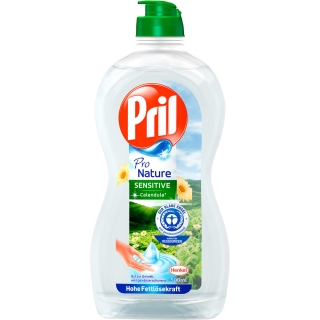 Pril 500 ml Pro Nature Sensitive