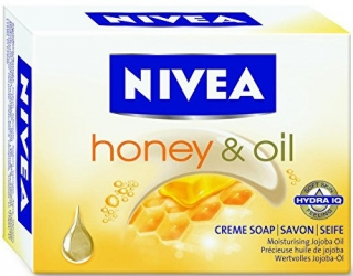 Nivea tuhé mýdlo 100 g Honey & Oil