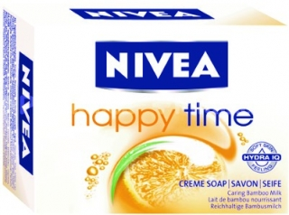 Nivea tuhé mýdlo 100 g Happy Time