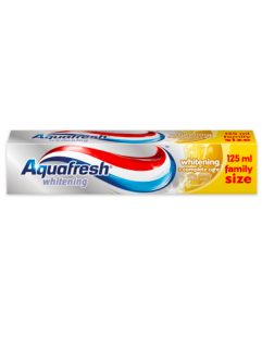 Aquafresh zubní pasta Complete Care Whitening 125 ml