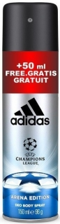 Adidas UEFA Champions League Arena Edition body deospray 200 ml