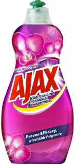 Ajax Delicious Pink Orchid gel na mytí nádobí 500 ml