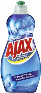 Ajax Delicious Blue Orchid gel na mytí nádobí 500 ml