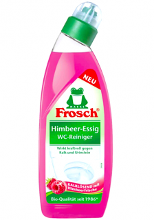 Frosch Bio WC gel s vůní malin 750 ml