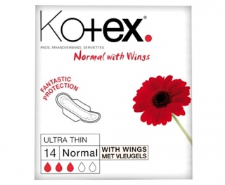 Kotex Ultra Normal Plus 14 ks