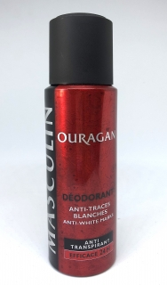 Bourjois Deo-spray 200 ml Masculine Hurricane