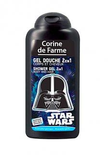 Corine de Farme 2v1 sprchový gel + šampon 250 ml Disney Star Wars