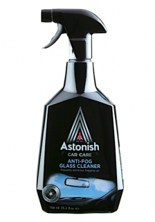 Astonish Glass Cleaner čistič skel 750 ml