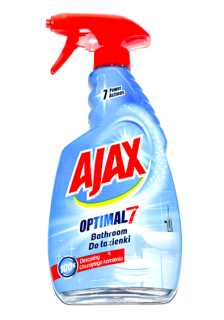 Ajax 500 ml spray Easy Rinse na koupelny