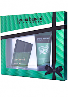 Bruno Banani Made for Men 30 ml EDT + sprchový gel 50 ml