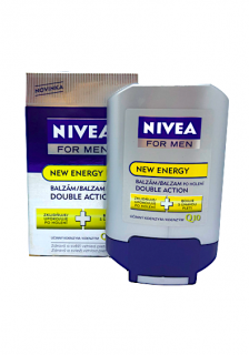 Nivea for Men Q10 New Energy balzám po holení 100 ml