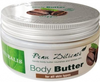 Naturalis Body Butter 300 g Coffee