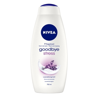 Nivea pěna do koupele 750 ml Goodbye Stress