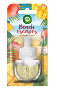 Air Wick Electric náplň 19 ml Beach Escapes Maui Mango Splash