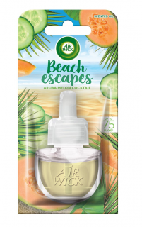 Air Wick Electric náplň 19 ml Beach Escapes Aruba Melon Cocktail