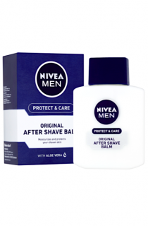 Nivea Men balzám po holení 100 ml Protect & Care Original