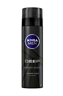 Nivea Men pěna na holení 200 ml Deep