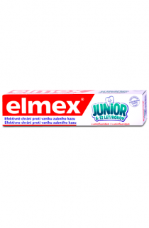 Elmex zubní pasta 75 ml Junior 6-12 let