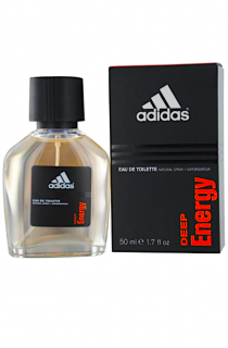 Adidas EDT 50 ml Deep Energy