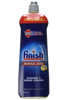 Finish leštidlo 800 ml Rinse Aid Lemon