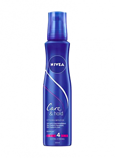 Nivea pěnové tužidlo 150 ml Care & Hold vol.4