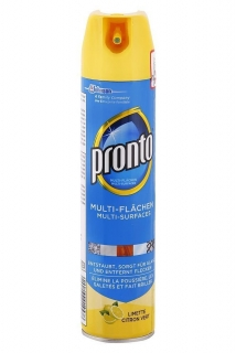 Pronto sprej proti prachu 250 ml Multi Surface Lime